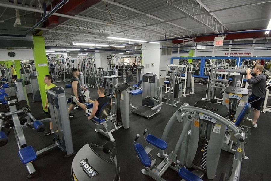 Cutty Sark gym