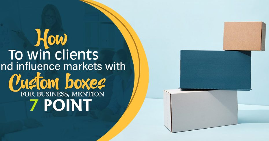 custom boxes for business