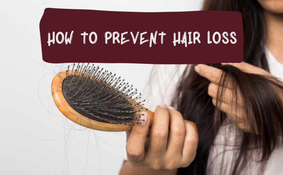 prevent hair loss- Do you want to know why women lose hair and its treatments?